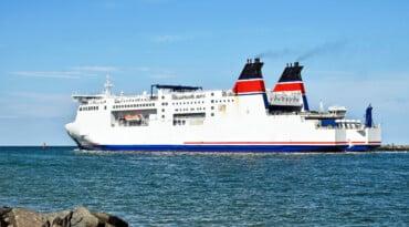Schiffsdiesel Abgase